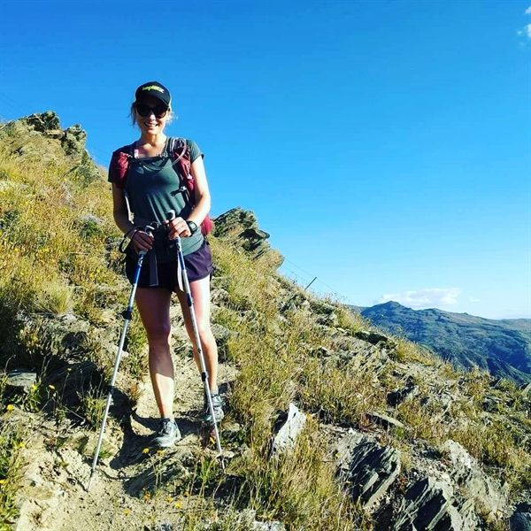 SIT Nursing Graduate Sets New Te Araroa Trail Record